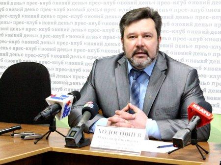 Ходосовцев рассказал об «антимайдане», разделе в ХГУ и визите к министру (видео)