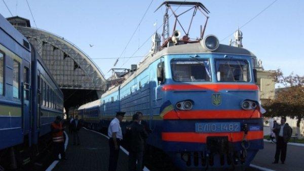 Из-за аварии в Кривом Роге в Херсон опаздывают пассажирские поезда