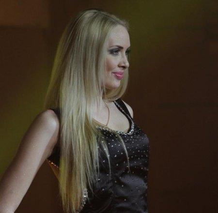 Херсонка стала первой блондинкой Украины