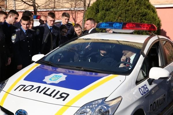 В Херсонской области патрульная полиция заработает не раньше следующего года