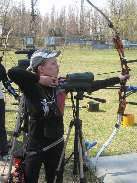 У Новій Каховці завершились змагання кубку України зі стрільби з лука
