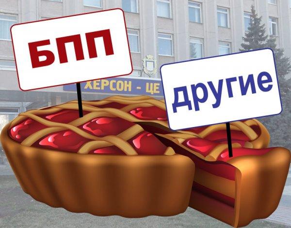 БПП поделится с херсонцами самым святым – мэром Миколаенко