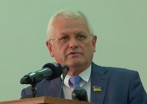 Нардеп Спиваковский поздравил депутатов Херсонского горсовета от имени Головы Верховной Рады