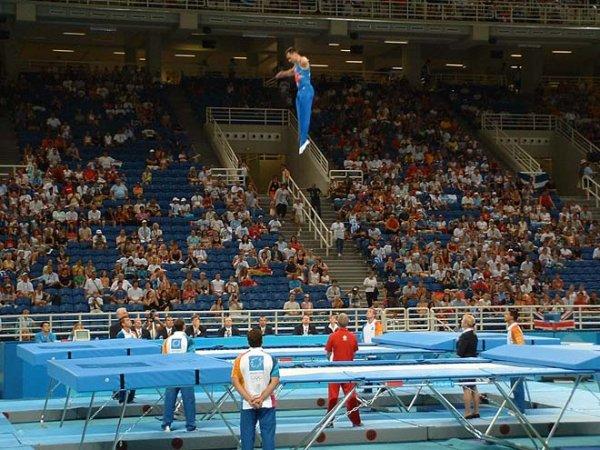 Херсонець Микола Просторов став п'ятим на чемпіонаті світу зі стрибків на батуті