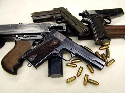 В марте у херсонцев есть шанс добровольно сдать незаконное оружие