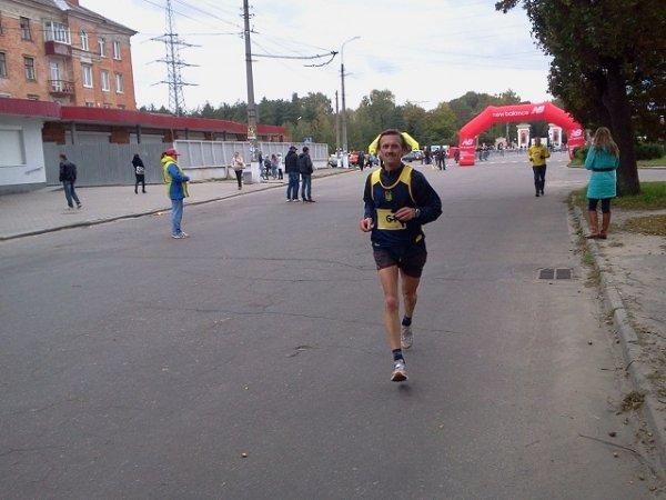 Легка атлетика. Херсонці завоювали дві медалі на одеському марафоні