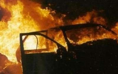 Украинские правоохранители обнаружили начинённый взрывчаткой автомобиль вприграничном Геническе