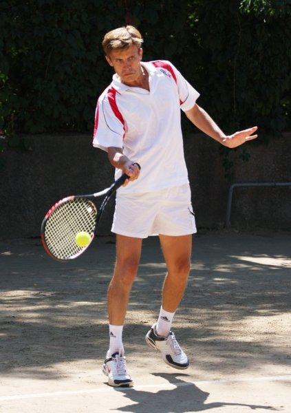 В Херсоні змагались аматори тенісу