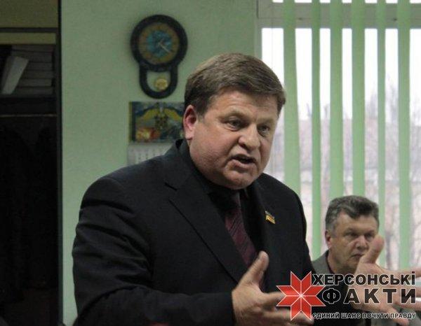 Депутат горсовета Игорь Семенчев-старший получил протокол о коррупции