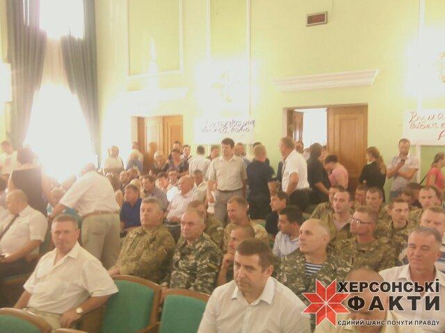 Лидер оппозиции Херсонщины Василий Федин: Отставка Путилова безусловно обоснована