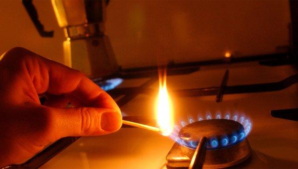В Херсонской области людей почти на неделю оставили без газа
