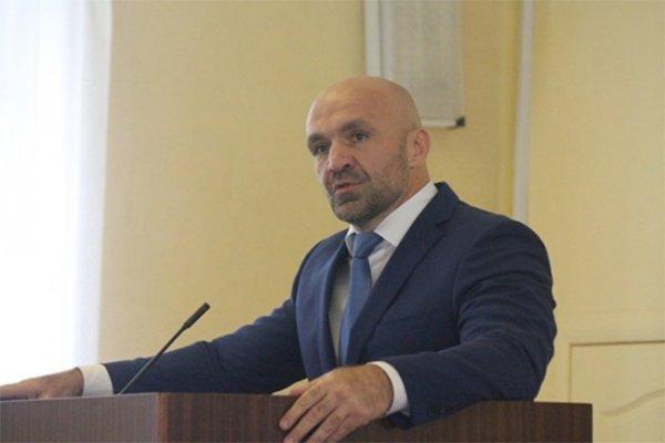 Владислав Мангер встретился с Министром энергетики и угольной промышленности Игорем Насаликом