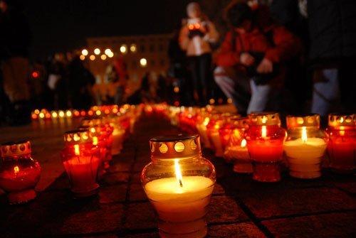 Сегодня вгосударстве Украина чтят память ожертвах голодоморов