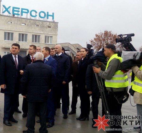 Владислав Мангер зустрівся із Прем'єр-міністром України