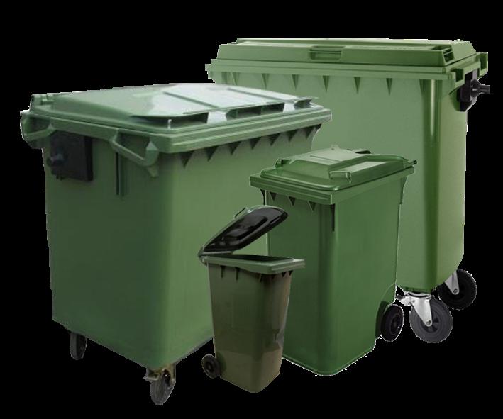В Харькове обновят 60% мусорных контейнеров
