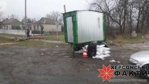 Фотофакт. В Каховском районе действует карантинный режим из-за птичьего гриппа
