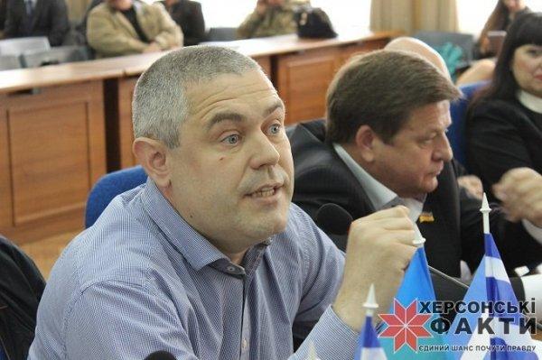 Начальник херсонского управления молодежи и спорта Юрий Климентенко подал в отставку