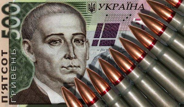 У минулому році херсонці зібрали для української армії 165  мільйонів гривень військового збору