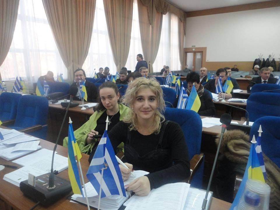 Депутат Елена Мазур предложила мэру Херсона заключить пари