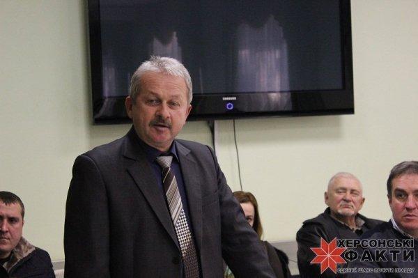 Скандального херсонского чиновника будут судить в апреле
