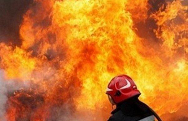 Вчора на Херсонщині рятувальники гасили дві пожежі
