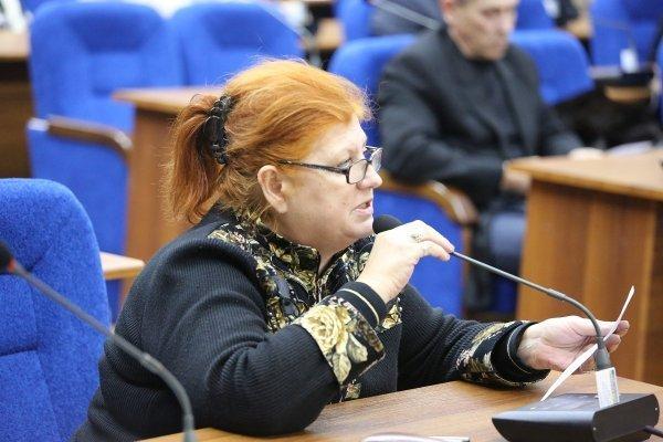 Депутат Херсонского горсовета на этот раз подала декларацию в срок