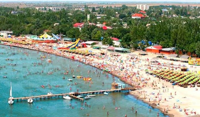 На курортах Херсонщини цьогоріч очікується близько 4 млн туристів