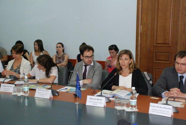 Голова Херсонської обласної ради Владислав Мангер зустрівся з європейськими дипломатами