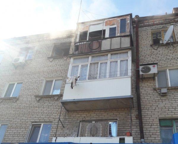 У Новій Каховці через куріння у нетверезому стані ледве не згоріла квартира