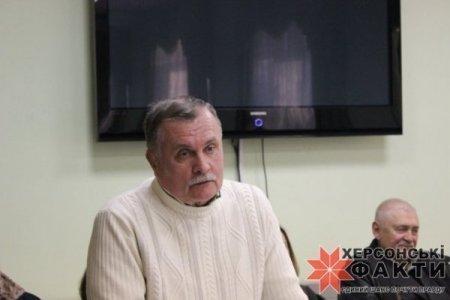 Бывший главный дорожник Херсона Никитенков избежал наказания суда