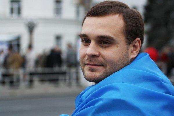 Херсонский журналист хочет стать заместителем главы Олешковской райадминистрации