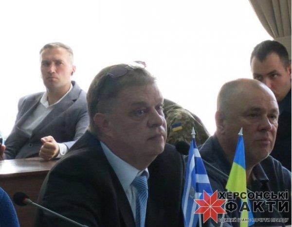 Официально. Владимир Пепель уволен с должности директора 'Херсонтеплоэнерго'