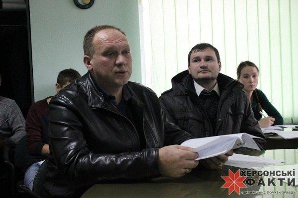 Директор «Херсонгорсовета» уходит с должности