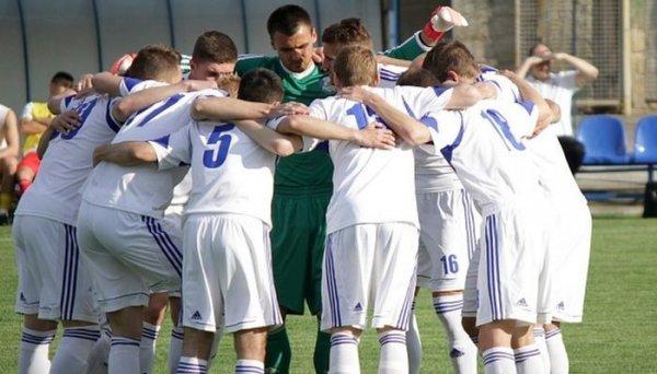 Футбол. Горностаевский 'Мир' победил в дерби Херсонщины и закрепился на первом месте
