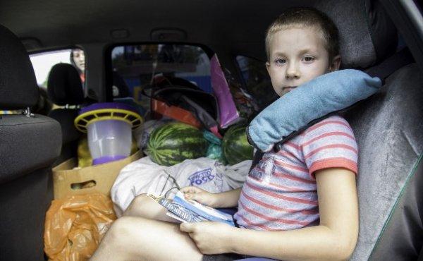 Перевезення дитини без автокрісла загрожує штрафом, — проект