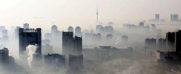 Воздух в Херсоне - один из самых грязных в Украине
