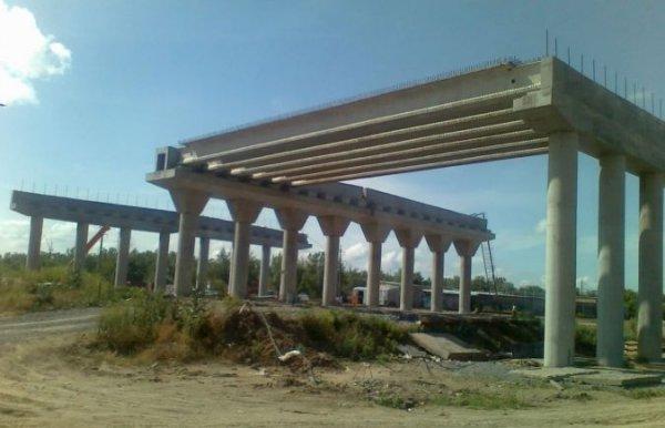 В Херсоне нашли подрядчика для строительства мостоперехода
