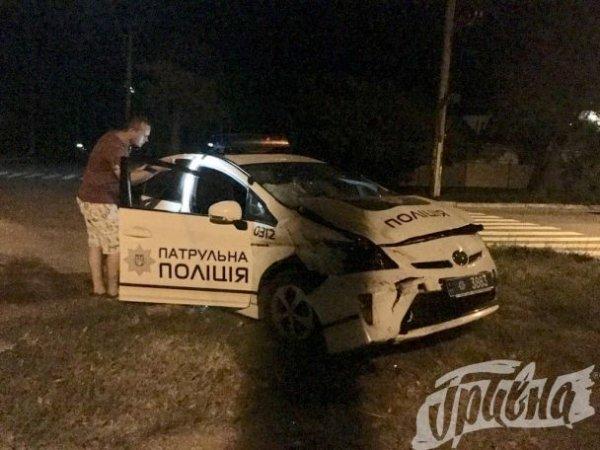 Дело о ДТП при участии машин 'скорой' и патрульной полиции закрыто