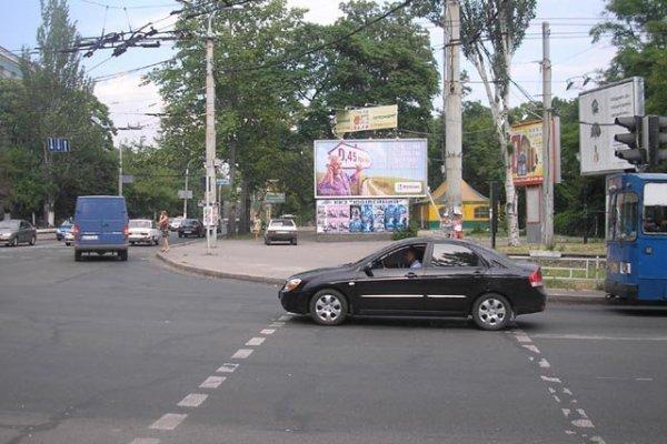 В Херсоне отремонтируют центральный городской проспект