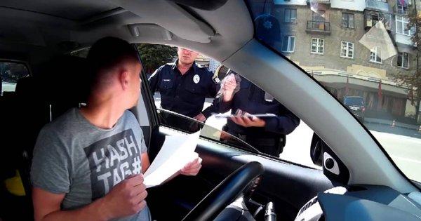 При відеофіксації порушень на дорогах буде складатись протокол – проект
