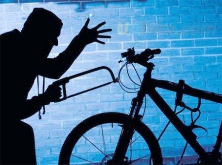 За год херсонец стал серийным вором велосипедов