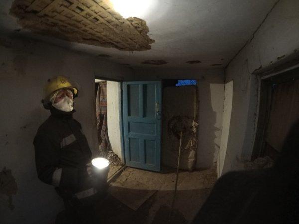 На Херсонщині під час пожежі у будинку було виявлено загиблого чоловіка