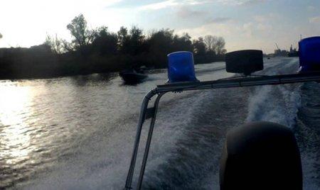 У Херсоні поліцейські виявили нетверезих водіїв маломірних суден