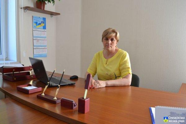 Первый заместитель мэра Олешек увольняется
