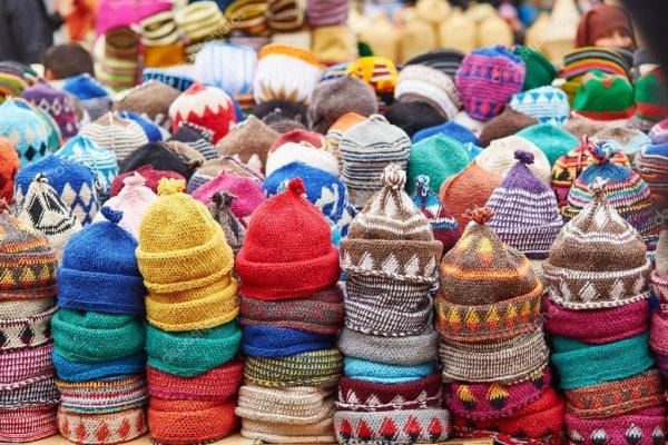 У херсонской стихийщицы конфисковали более трехсот шапок