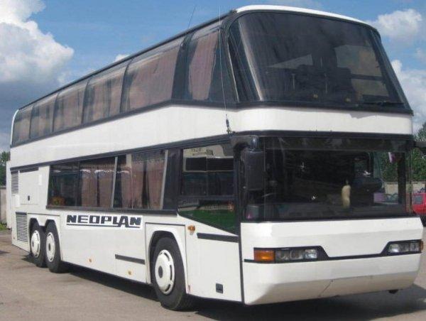 На Херсонщині можна стати жертвою розбою в автобусі