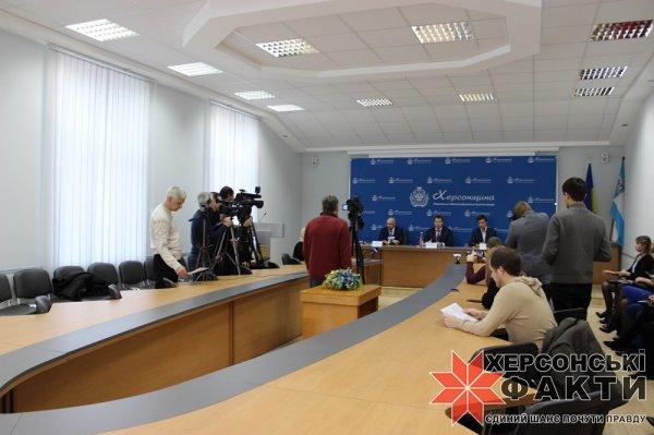 Херсонщина станет центром притяжения Юга Украины