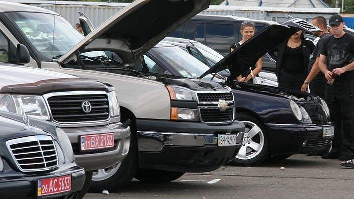 Продажи подержанных авто вУкраинском государстве возросли втри раза