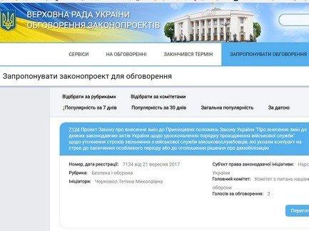 На сайте ВР можно оставить свои замечания к законопроектам