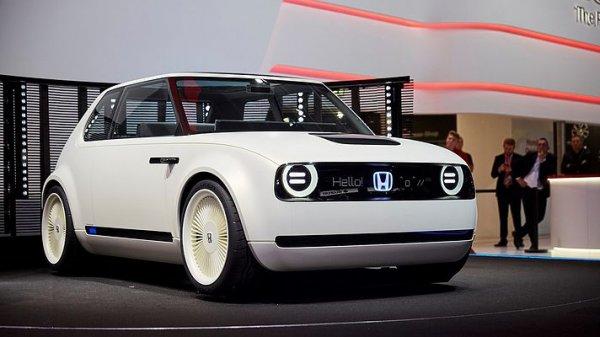 Продажи электромобилей в Украине в прошлом году выросли более, чем в 2 раза